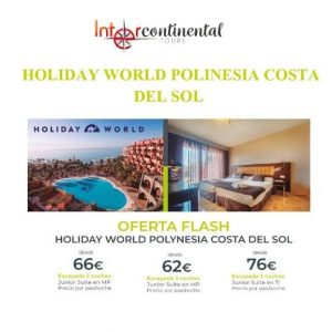 HOLIDAY POLYNESIA COSTA DEL SOL