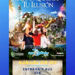 Excursión a Isla Mágica. Fecha 29/05/21