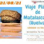 Excursión a la Playa de Matalascañas (Ida y Vuelta). 21/08/2021